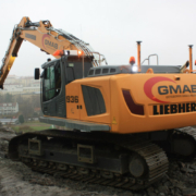Göteborgs Gräv & Maskin AB (GMAB) elige las excavadoras Liebherr
