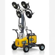 Atlas Copco su gama de torres de iluminación HiLight