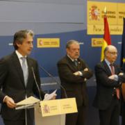 Convenio para la construcción de la variante sur ferroviaria de Bilbao
