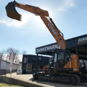 La CX245D SR convence a su primer cliente en Bélgica