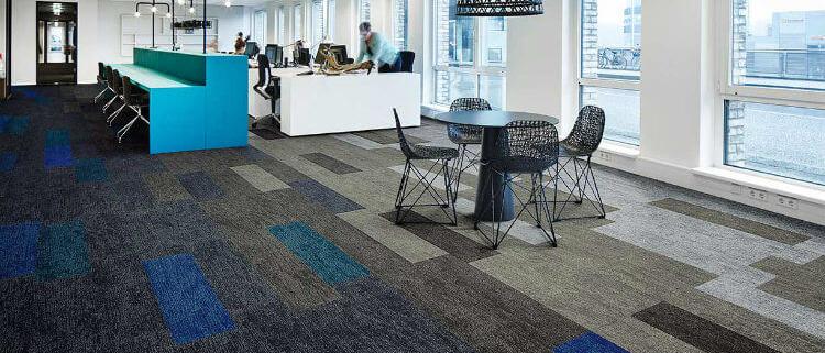 Flotex: el nuevo pavimento textil de alta tecnología