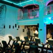 Revestimientos Gerflor para el nuevo gimnasio situado en el Teatro Arenal