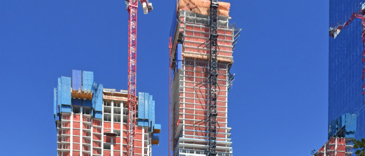 ULMA participa en el proyecto de construcción de la Torre Harborside