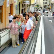 thyssenkrupp instalará 9 rampas mecánicas de 235 metros de longitud en Santander