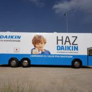 """Daikin en ruta para """"Cambiar calor por diversión"""" este verano"""