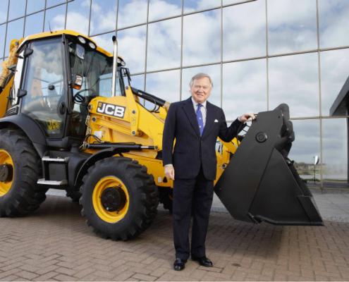 JCB presenta sus resultados económicos de 2016 con un crecimiento del 12%