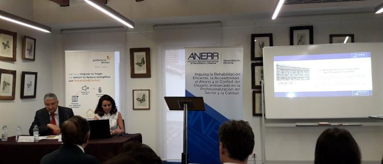 ANERR celebra La Rehabilitación requiere un Proyecto Común