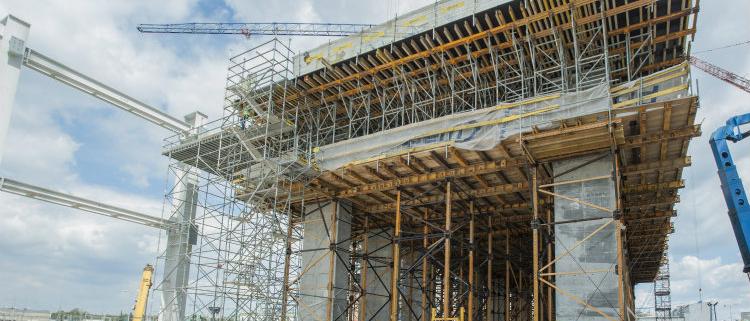 Solución integral ULMA en la ampliación de la Central Eléctrica Jaworzno III