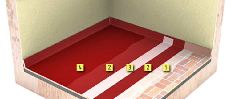 weber impertec hydrolastic para impermeabilizar cubiertas y azoteas