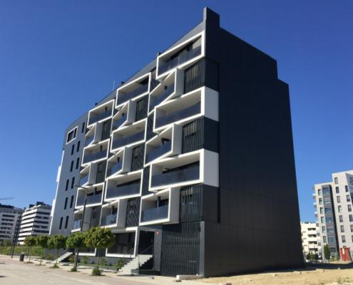 THERMOS: primer Edificio Residencial Passivhaus de España