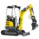 Wacker Neuson entrega 60 excavadoras a Axor