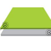 TrioGuard de Armstrong: techos metálicos más limpios y duraderos