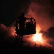 Antonio Blázquez sobre las características del SATE ante el fuego
