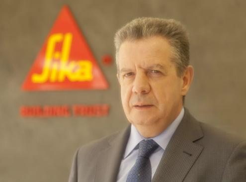 Gonzalo Causin es el nuevo director general de Sika España