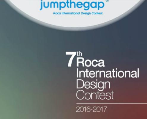 7ª edición del concurso de diseño internacional jumpthegap de Roca