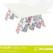 Pladur lanza la nueva placa para techos Ultra L-Tec