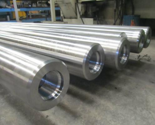 HARDOX WEARPARTS presenta su gama de tubos y barras en Hardox, Strenx y Toolox