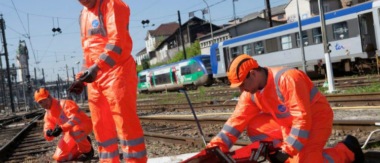 DuPont Protection Solutions desarrolla monos Tyvek 500 HV para la SNCF francesa