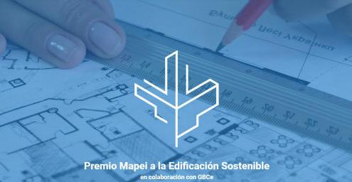 Mapei amplía el plazo de inscripción al Premio Mapei a la Edificación Sostenible