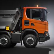 Gama XT: la imagen de los camiones Scania más resistentes