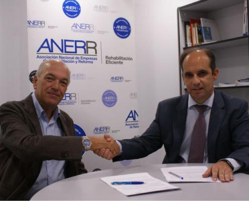 ANERR firma un acuerdo con AGM Abogados ampliando su prestación de servicios al socio