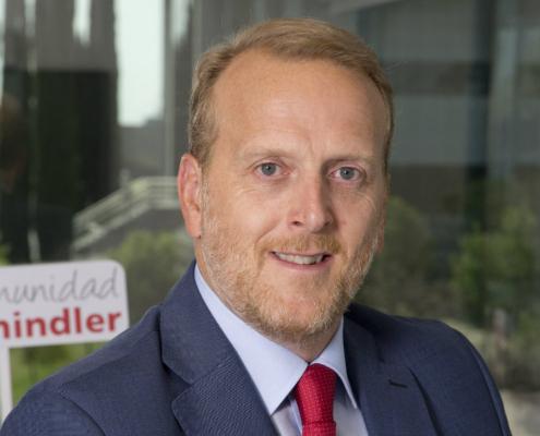Alfredo Lillo, nuevo director de Líneas de Negocio de Nuevas Instalaciones y Modernizaciones de Schindler Iberia