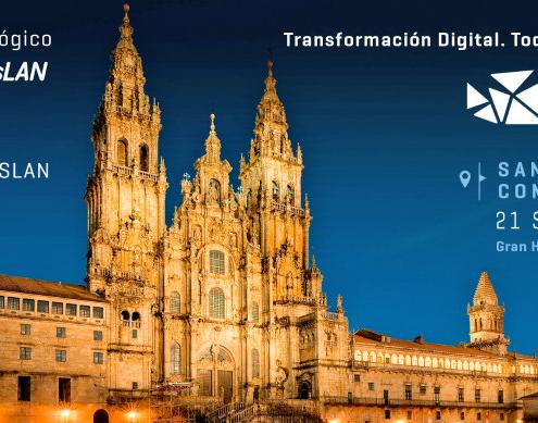 Santiago es la primera parada del Tour Tecnológico de @asLAN