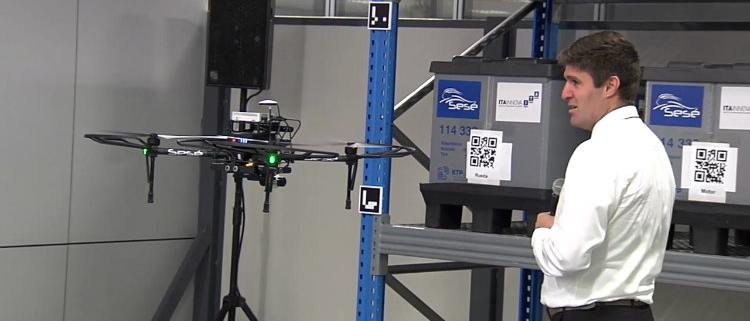 Expodrónica 2017: Big Data y drones en logística y transportes