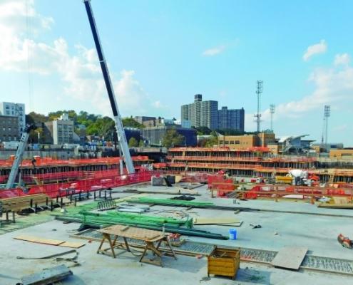 ULMA participa en el proyecto de construcción del Empire Outlets de Nueva York