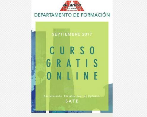 Curso online gratuito sobre aislamiento térmico por el exterior SATE