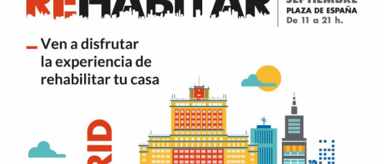Saint-Gobain patrocina REHABITAR Madrid