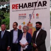 IFEMA y el Ayuntamiento de Madrid presentan REHABITAR MADRID