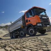 Scania XT: Nueva generación de camiones Scania