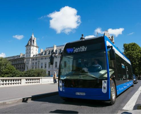 Aptis recibe el premio a la innovación en Busworld 2017