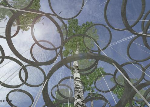 Claudio Zaldívar es el ganador del II Concurso de Ideas de Arquitectura, promovido por FYM-HeidelbergCement y la UMA
