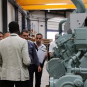 Grupos electrógenos HIMOINSA en la nueva planta argelina de tratamiento de aguas