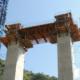 ULMA ha desarrollado una solución integral para el proyecto de construcción del puente atirantado Hisgaura