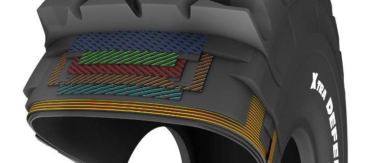 MICHELIN X®TRA DEFEND: Nuevo neumático para dumpers articulados