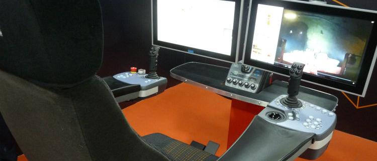 Sandvik presenta su sistema AutoMine en MMH Seville