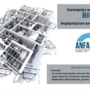 ANFAPA retransmite en streaming una jornada sobre el BIM