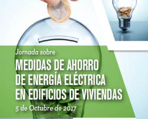 Siber participa en una jornada sobre ahorro de energía eléctrica en edificios de viviendas