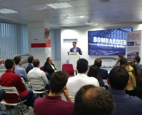 El Máster en Ingeniería Ferroviaria de Bombardier y la Universidad Carlos III tendrá una cuarta edición