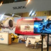 Solintal muestra su gama para el sector minero en Metallic Mining Hall