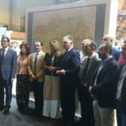 Susana Díaz inaugura la II edición del Metallic Mining Hall