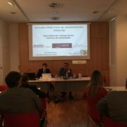 Concluye la Jornada Práctica de ANERR y el COAA celebrada en Oviedo