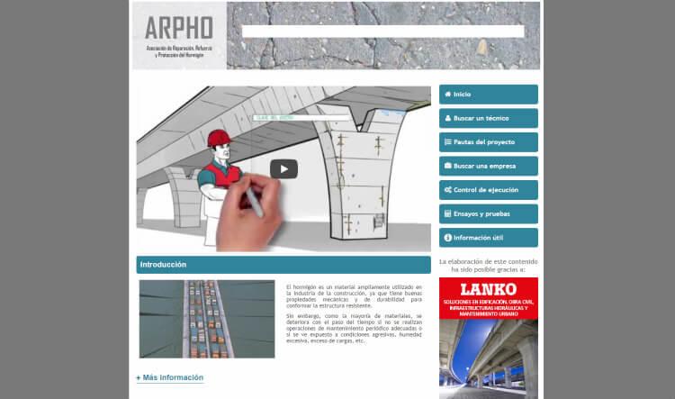 Reparación, refuerzo y protección del hormigón en obra civil