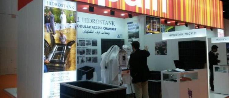 Hidrostank participará en la próxima edición de BIG 5 DUBAI