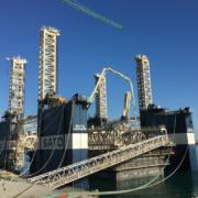 MC Spain suministra 505 toneladas de aditivos para el puerto de Bilbao