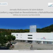 Jornada sobre confort y seguridad en Revestimiento y Rehabilitación