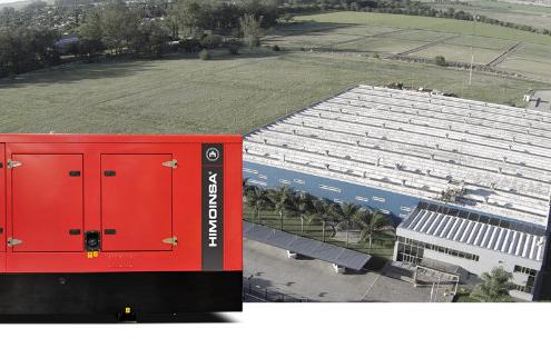 HIMOINSA abre una nueva fábrica en Santa Fe para Argentina & Cono Sur